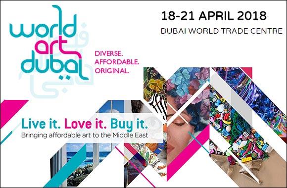 World Art Dubai 18 – 21 April 2018